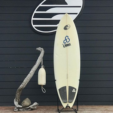 Channel Islands Pod 6'0 x 20 1/2 x 2 1/2 Used Surfboard - Deck