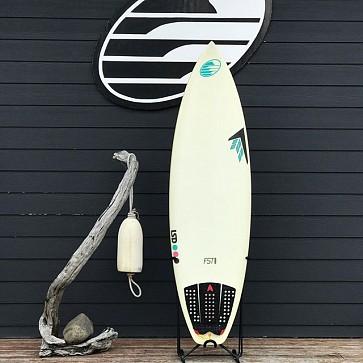 Firewire LSD Chubby Chedda 6'0 x 19 5/8 x 2 1/2 Used Surfboard - Deck