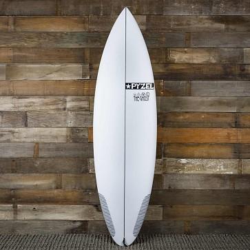 Pyzel Ghost 6'0 x 19 3/8 x 2 9/16 Surfboard - Top