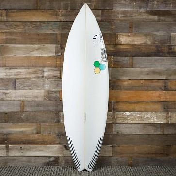 Channel Islands Rocket 9 6'0 x 20 1/4 x 2 5/8 Surfboard - Top