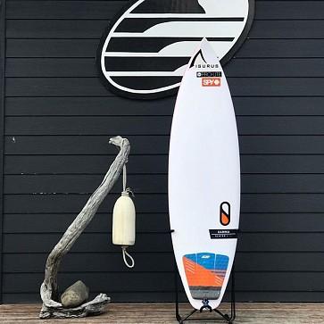 Firewire Slater Gamma 5'11 x 18 7/8 x 2 7/16 Used Surfboard - Deck