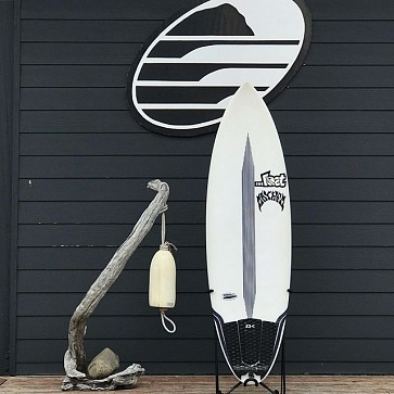Lost Quiver Killer 5'7 x 19 x 2.25 Used Surfboard - Deck
