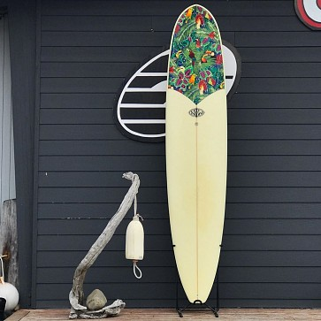 NW Surf Designs 9'0 x 22 1/4 x 2 15/16 Used Surfboard - Deck
