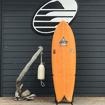 Pearson Arrow Fish 5'10 x 21 x 2 3/4 Used Surfboard - Deck