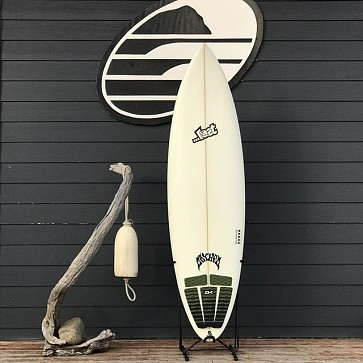 Lost Rock Up 6'6 x 20.5 x 2.75 Used Surfboard - Deck