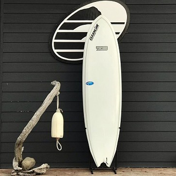 7S Superfish XL 7'3 x 22 x 3 Used Surfboard - Deck