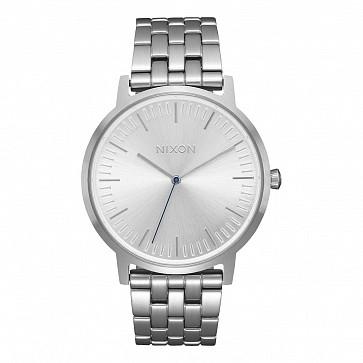 Nixon Porter Watch - All Silver