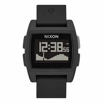 Nixon Base Tide Watch - All Black