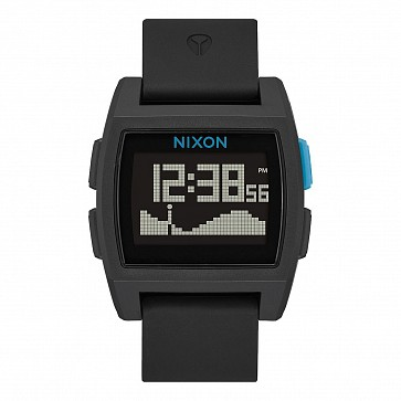 Nixon Base Tide Watch - Black/Blue