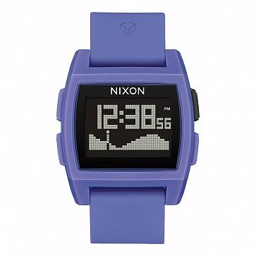 Nixon Base Tide Watch - Purple Resin