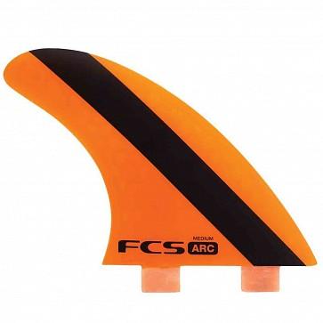 FCS Fins ARC PC Medium Tri-Quad Fin Set