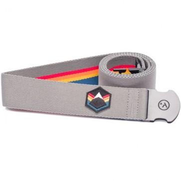 Arcade The Rambler Belt - Grey/Rainbow