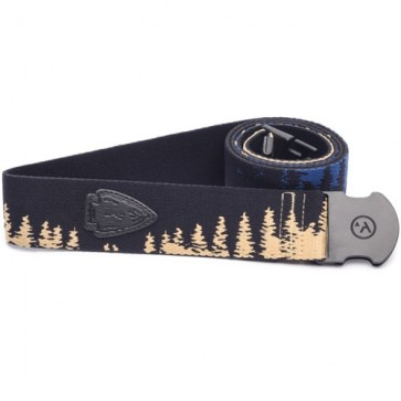 Arcade The Eldorado Belt - Black/Sand