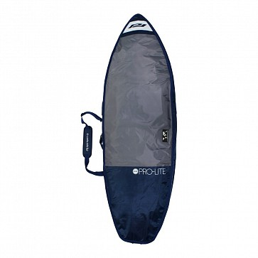 Pro-Lite Boardbags Session Wide Ride Day Bag - 5'10 - Navy/Grey