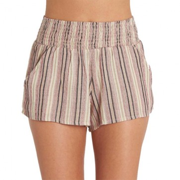 Billabong Women's Waves For Days Shorts - Multi