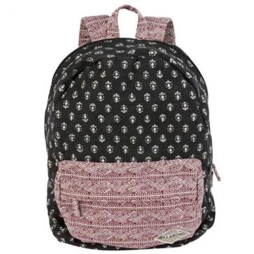 Billabong Women's Hand Over Love Backpack - Scarlet