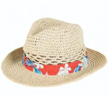 Billabong Women's Aloha Yo Straw Hat - Natural