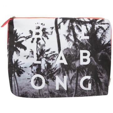 Billabong Women's Take Me There Clutch Bag - Black/White