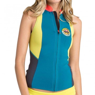 Billabong Women's Salty Dayz Vest - Maldive