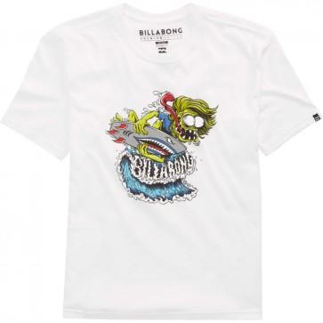 Billabong Youth Shredster T-Shirt - White