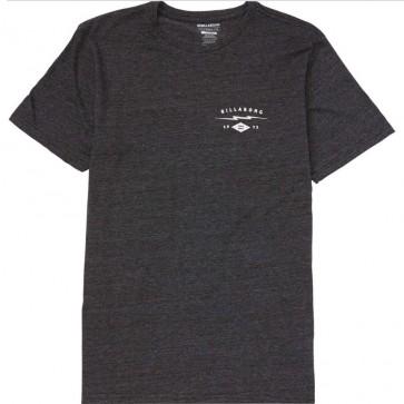 Billabong Shock T-Shirt - Black Tri-Blend