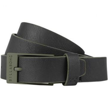 Billabong Bower Belt - Military