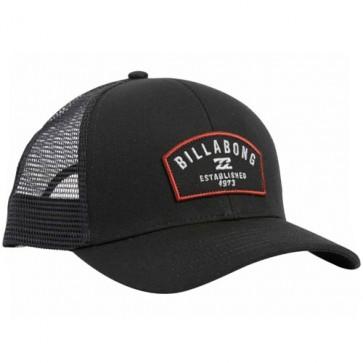 Billabong Wharf Trucker Hat - Black