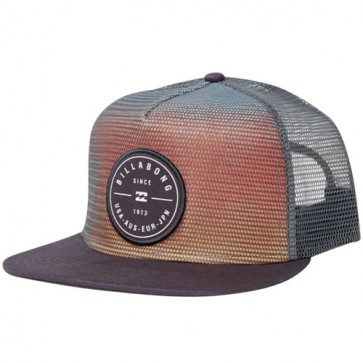 Billabong Rotor Trucker Hat - Grey