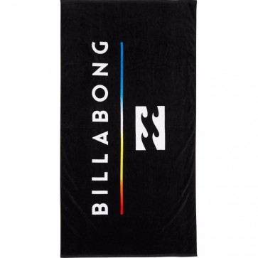 Billabong Unity Towel - Black - 2016