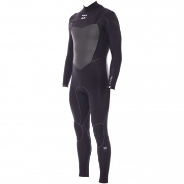Billabong Furnace 3/2 Chest Zip Wetsuit - Black