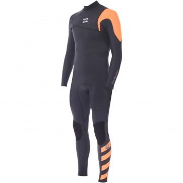 Billabong Furnace Pro 4/3 Zipperless Wetsuit - Orange