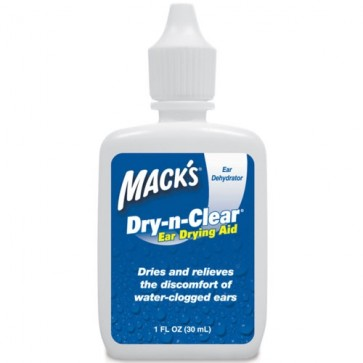 Macks Dry-N-Clear Drying Aid