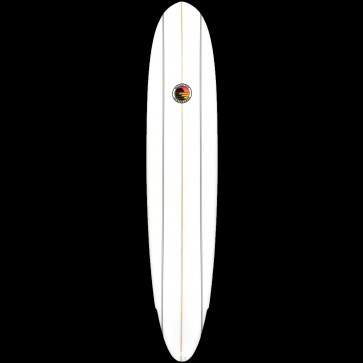 Bing Surfboards 9'0'' Cleanline Quad Longboard