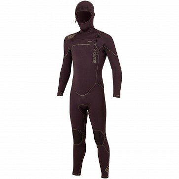 Buell RB2 Beast 4/3 Hooded Chest Zip Wetsuit