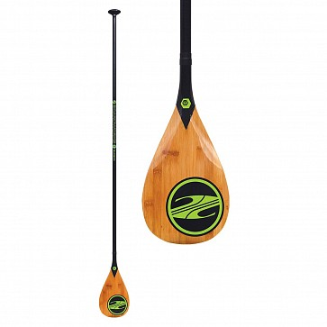 Boardworks Bamboo Veneer/Carb SUP Paddle