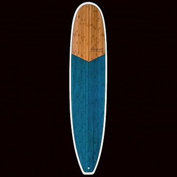 Modern The Boss XB Surfboard - Blue - Top