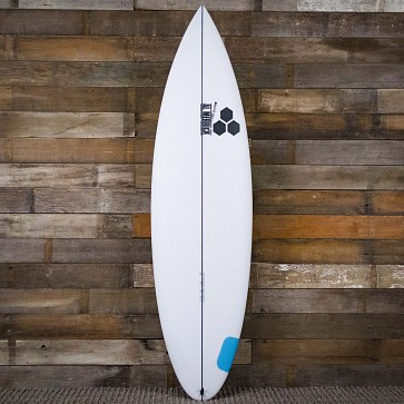 Channel Islands Happy Step Up 6'2 x 19 1/2 x 2 1/2 Surfboard - Deck