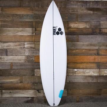 Channel Islands Happy 6'1 x 19 1/4 x 2 1/2 Surfboard - Deck