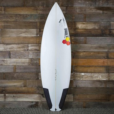 Channel Islands New Flyer 6'0 x 20 3/4 x 2 5/8 Surfboard - Top