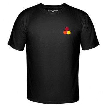 Channel Islands Curren OG Hex T-Shirt - Black