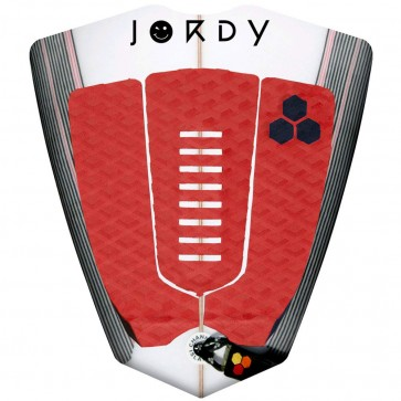 Channel Islands Jordy Smith Traction - Red