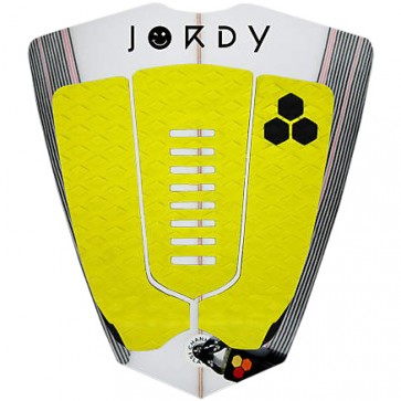 Channel Islands Jordy Smith Traction - Flo Yellow