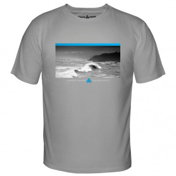 Channel Islands NW Photo T-Shirt - Warm Grey