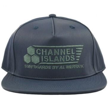 Channel Islands Flag Hat - Indigo
