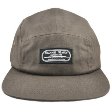 Channel Islands Oval Islands Hat - Taupe