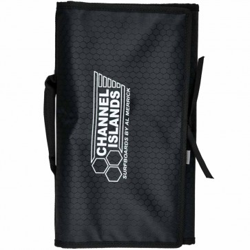 Channel Islands Shortboard Fin Wallet - Black - 2016