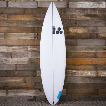 Channel Islands Happy Step Up 6'6 x 20 x 2 11/16 Surfboard - Deck