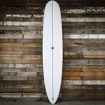 CJ Nelson Designs Colapintail Thunderbolt 9'9 x 23 x 3 1/8 Surfboard - White - Deck