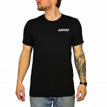 Cleanline Longboard T-Shirt - Black