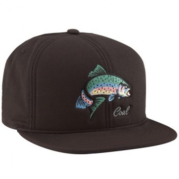 Coal Wilderness SP Hat - Black/Rainbow